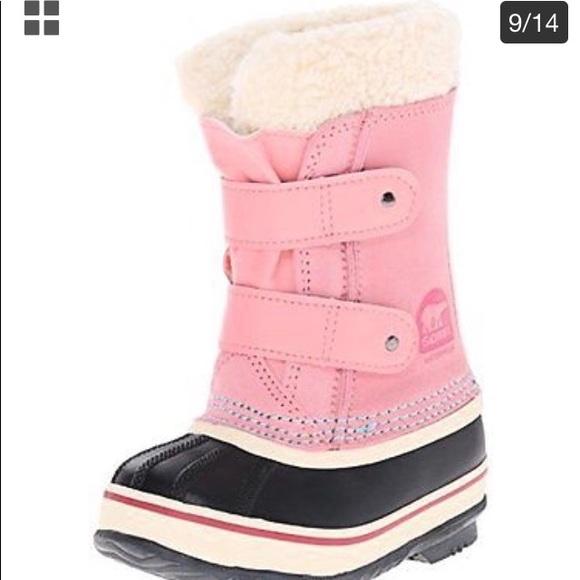 4838ebba1d5 Children's 1964 PAC strap Sorel waterproof boots